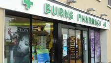 Burns Pharmacy Mounthawk